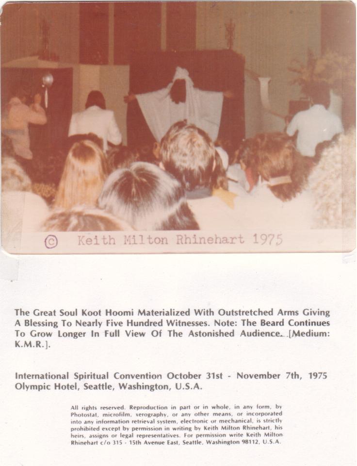 KootHumi LAL Singh 1975 – Seattle